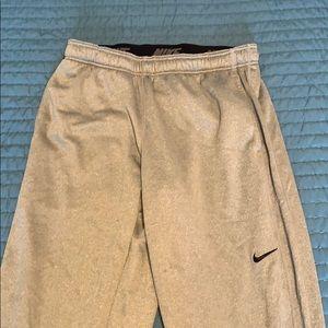 Nike Therma Fit Sweatpants- Size M